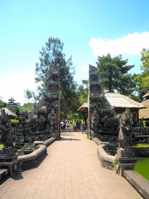 Taman Ayu temple, Mengwi, Bali, Indonesia