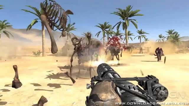 Serious Sam 3: Jewel Of The Nile Download Free