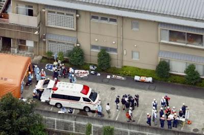 NewsTimes - Knife-wielding man kills 19 in Japan, arrested