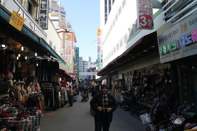 Shopping Di Namdaemun Korea