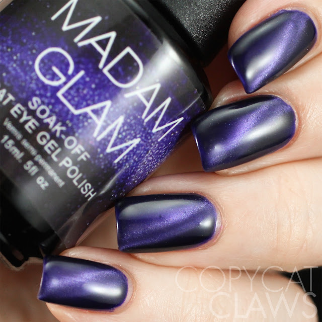 Madam Glam Flying Purple
