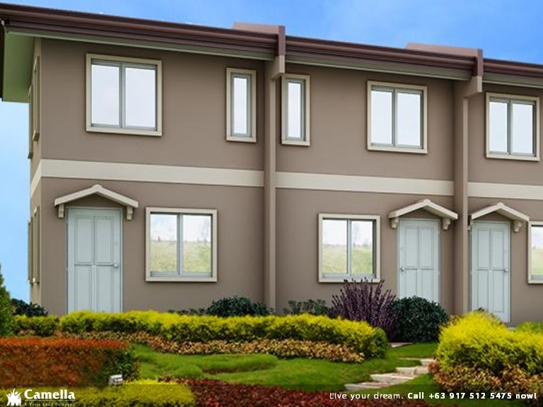 Ravena - Camella Dasmarinas Island Park| Camella Affordable House for Sale in Dasmarinas Cavite