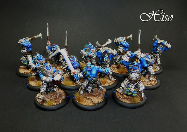 Warmachine Hordes Trollbloods