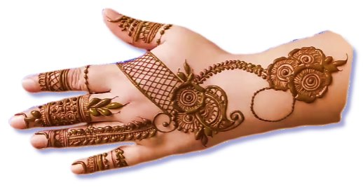 Latest Dulhan Mehndi Design