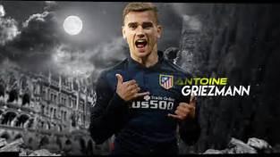 Antoine griezmann kandidat terkuat gantikan neymar di barcelona
