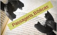 Passagem Bíblica sobre amizade