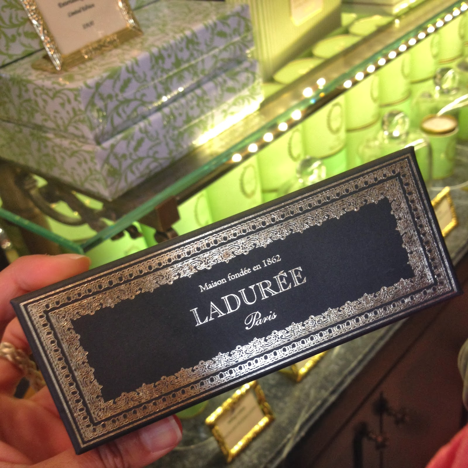 Laduree Madison Ave