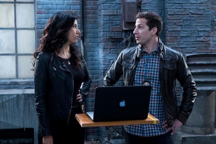 Brooklyn Nine-Nine - Episode 4.14 - Serve & Protect - Promo, Sneak Peek, Promotional Photos & Press Release