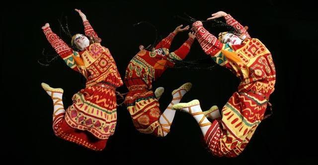 stravinsky bailarinas