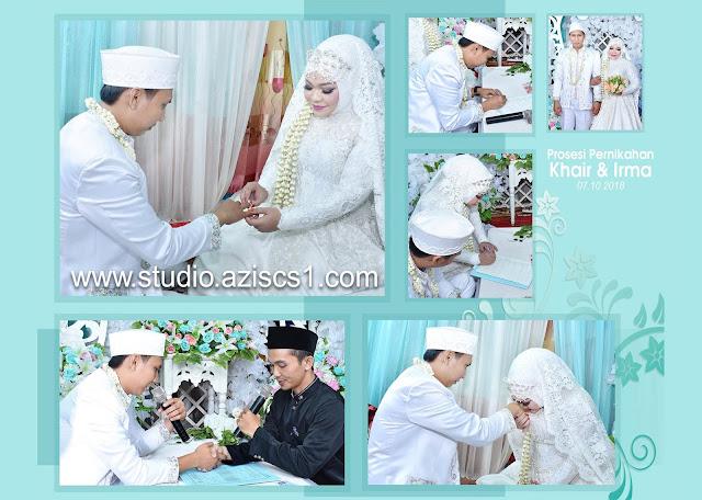 fotografer pernikahan di Banjarmasin