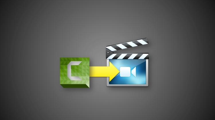 67% off Make your first amazing video with Camtasia