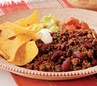 Skinny Chilli Recipe