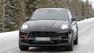 2019 Porsche Macan: Date de sortie, refonte, intérieur