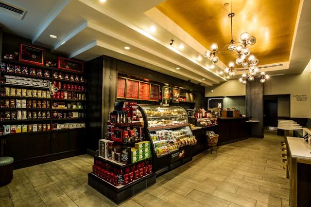 Cafeteria Starbucks em Miami