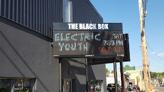 THE BLACK BOX, the home of the Franklin Performing Arts Company (FPAC)