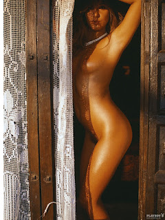 Girls of Playboy - Claudia Hoffmann - German Playmate of the Month February 1979