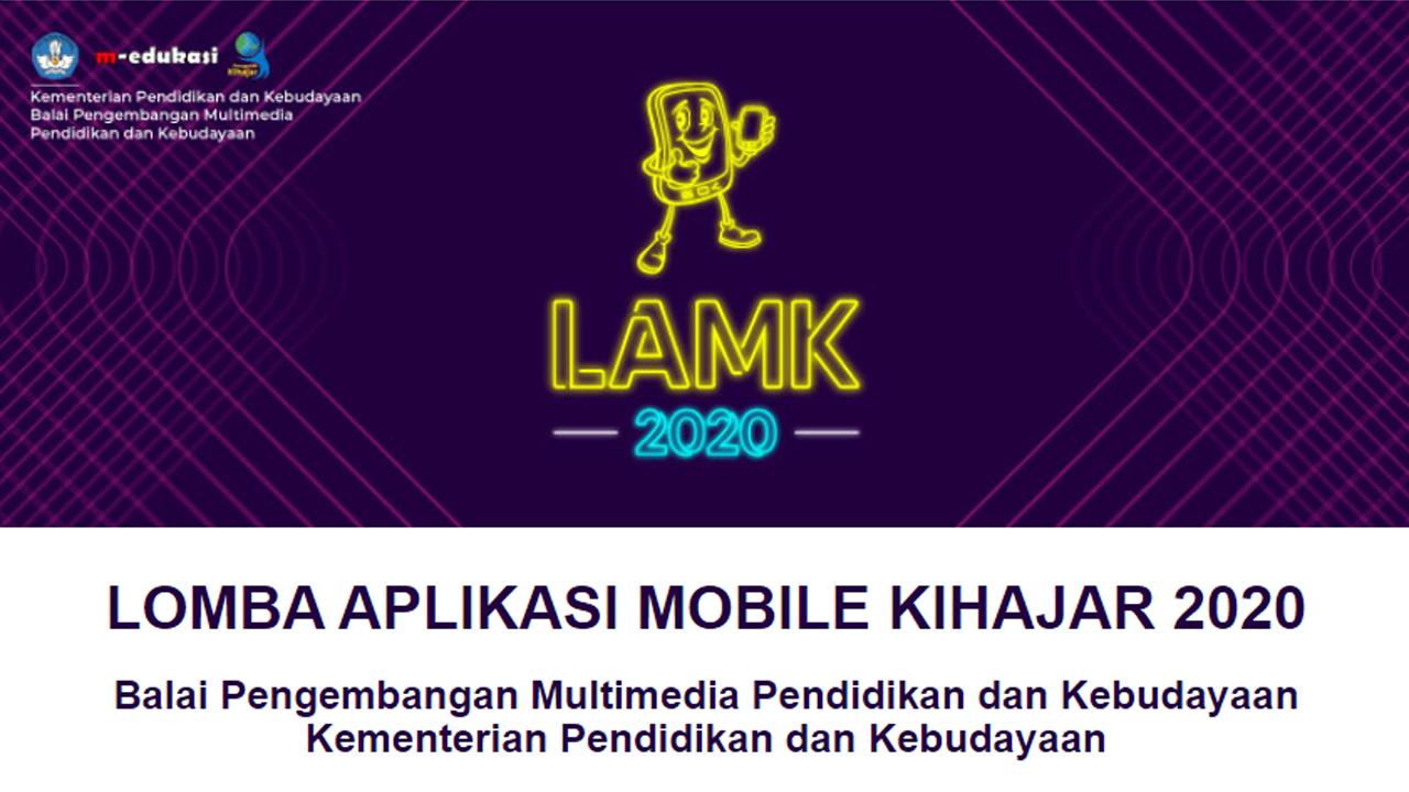 Lomba Aplikasi Mobile 2020 Kembali Diselenggarakan Tahun Ini