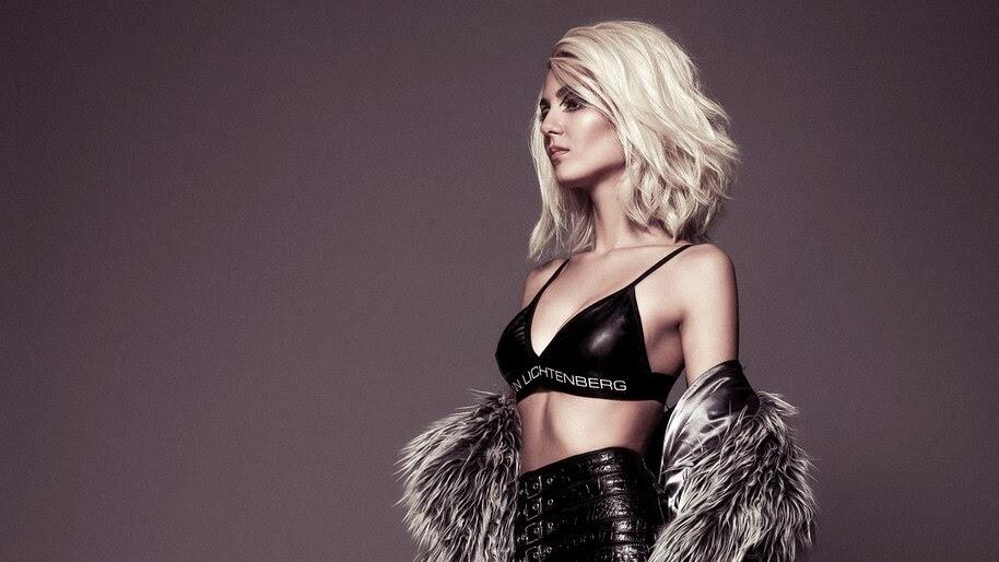 Victoria Justice, Blonde, 4K, #4.736