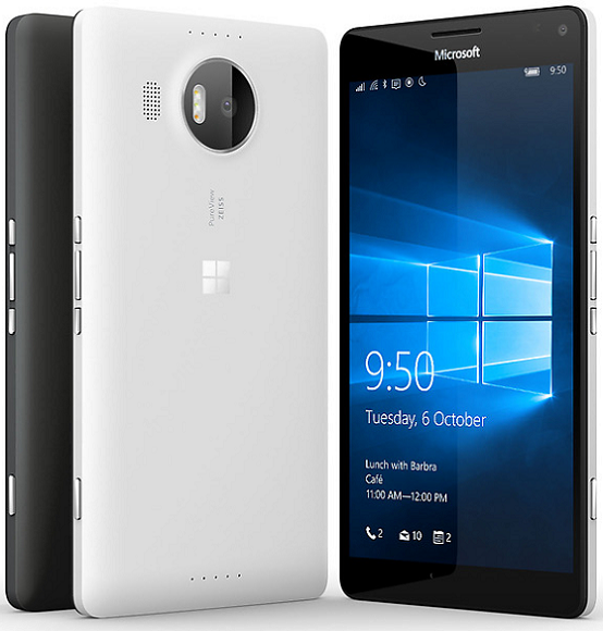 نوكيا لوميا Nokia Lumia 950 XL