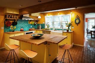 Creative Focal Point on Interior design Modern kitchen