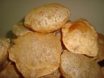 What Is Puri / Poori In English Called As