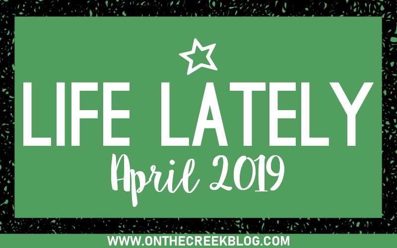 Life Lately | What's going on in my life right now!