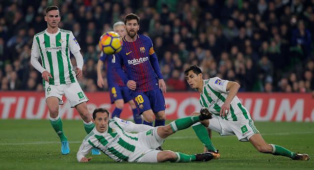 موعد مباراة برشلونة ولاس بالماس غدا الخميس 1-3-2018 في الدوري الإسباني والقنوات الناقلة
