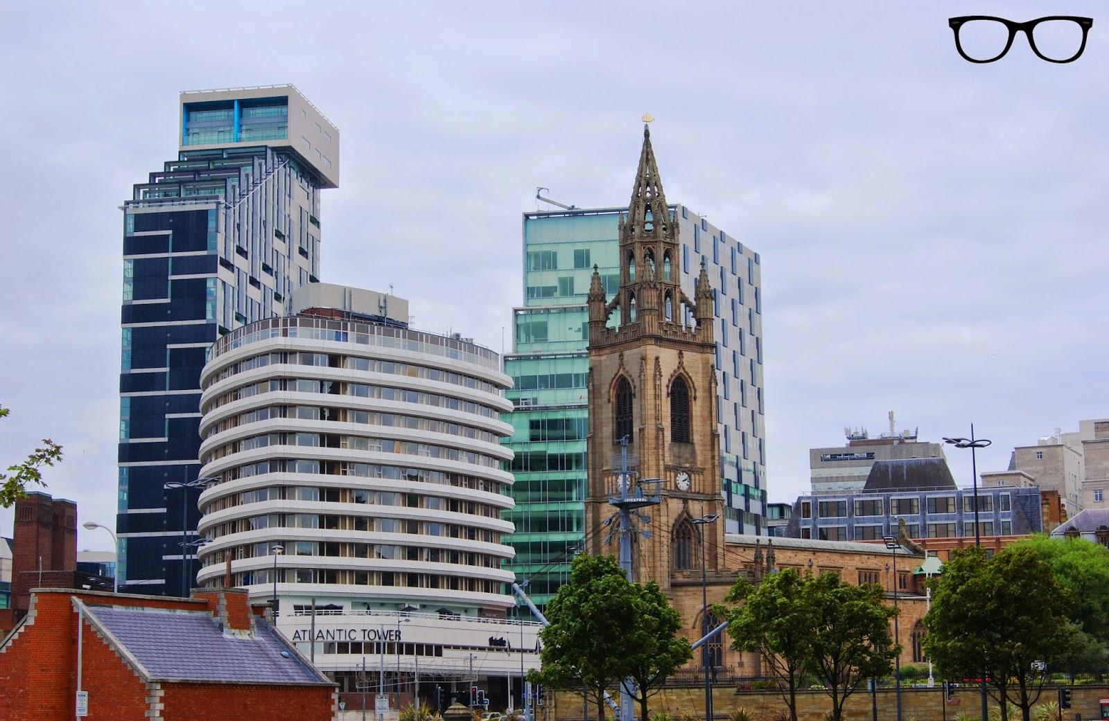 Edificios Liverpool