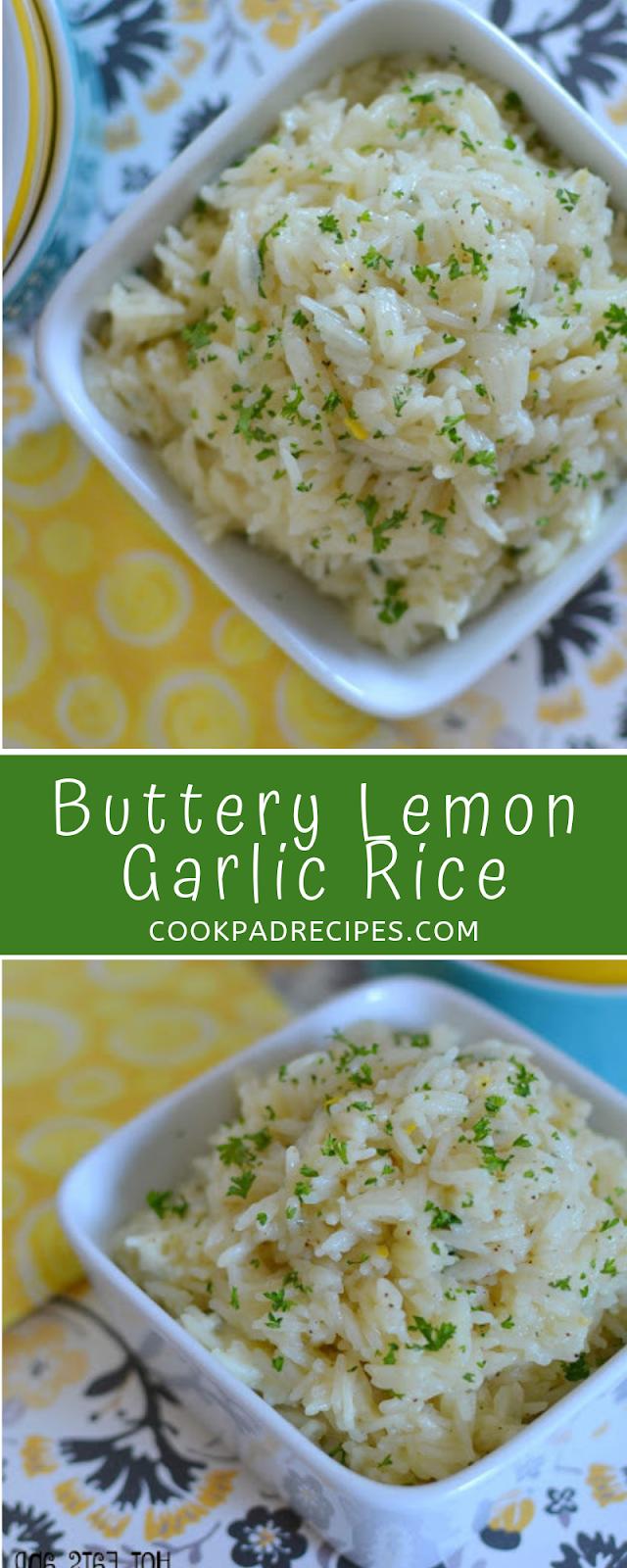 Buttery Lemon Gаrlіс Rice