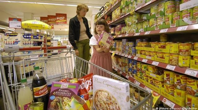 Gjermania do reduktojë sheqerin, kripën dhe yndyrnat në ushqimet e përpunuara
