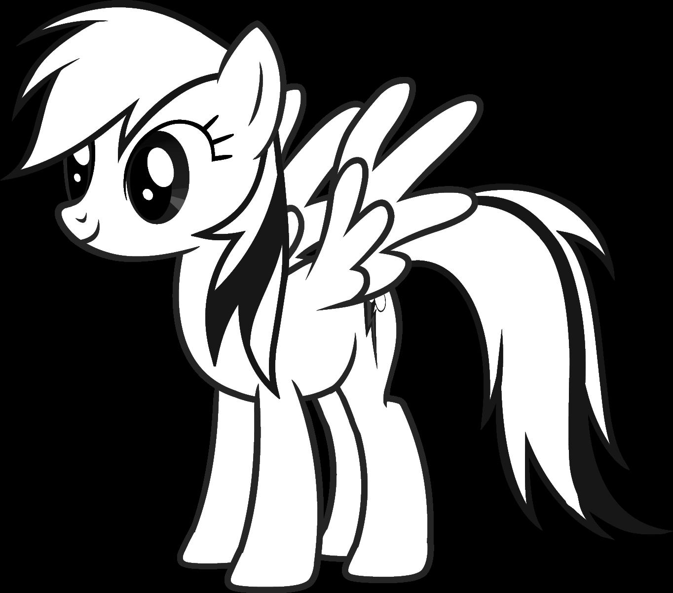 Fun Amp Learn Free Worksheets For Kid Rainbow Dash
