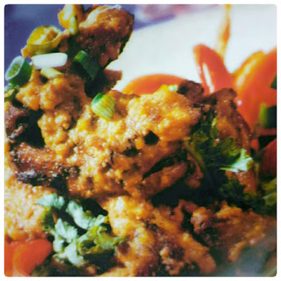 Resepi Ayam Madu Berempah