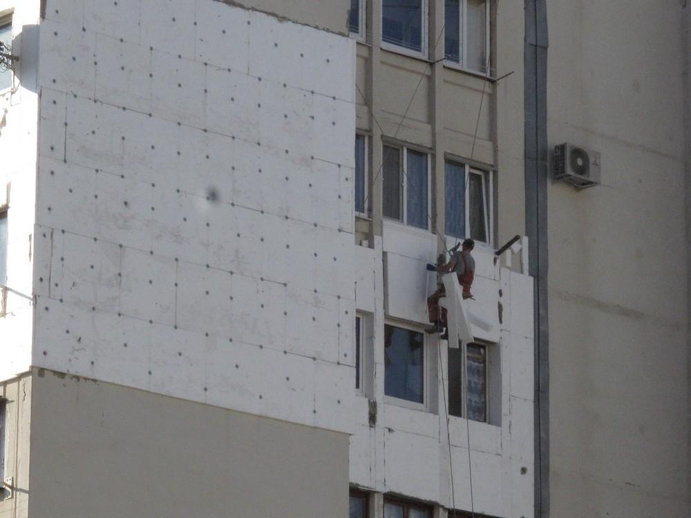 утепление пенопластом наружных стен севастополь цена