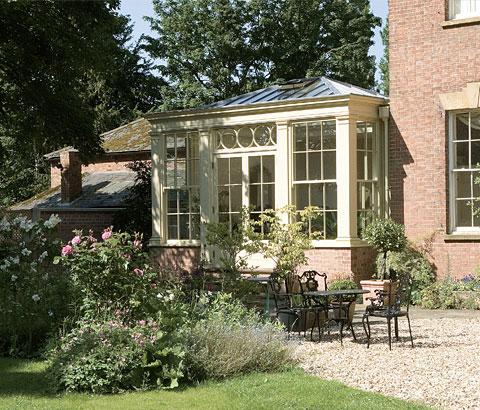 Bespoke Stone Garden Rooms