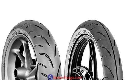 Harga Ban Motor IRC Tubeless Road Winner Razzo