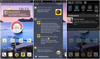kakaohome android launcher