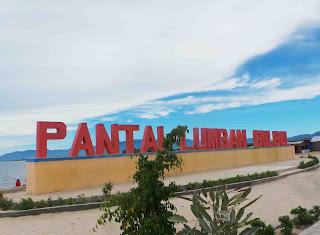 Objek Wisata Pantai Lumban Bulbul Balige Menarik Para