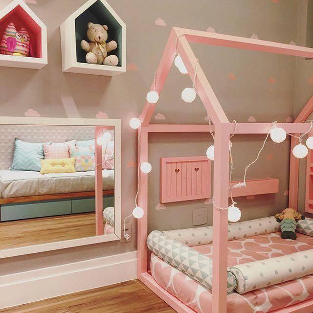 Ideas para habitaciones infantiles con inspiraci n for Decoracion hogares infantiles