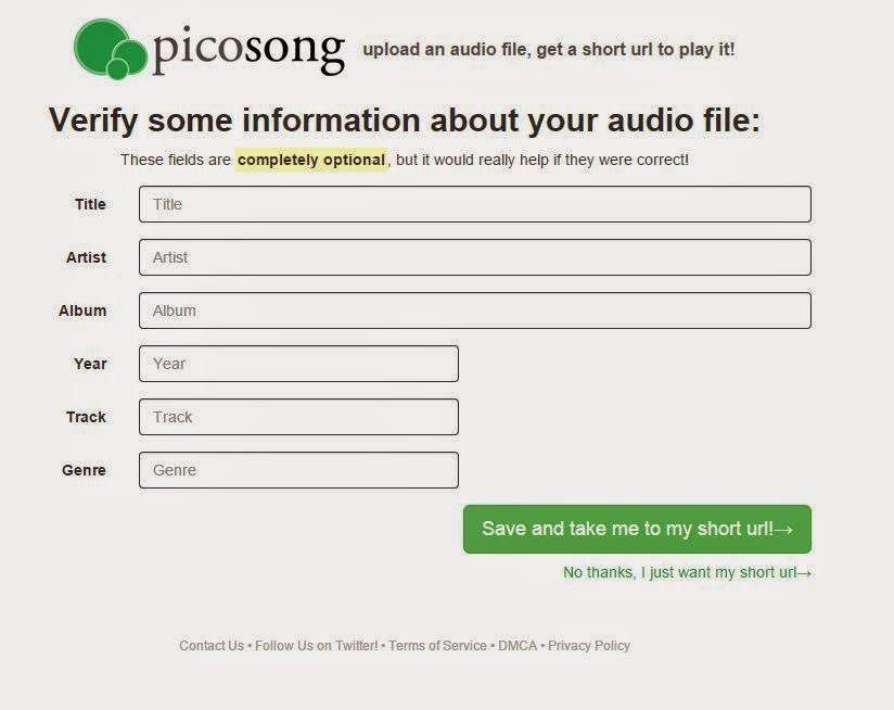 Picosong