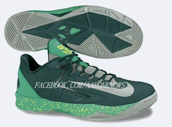 cheap for discount 420ff 62c85 So check out these Nike Zoom Kobe Venomenon 3, supposedly due out sometimes  next year. Images via Aaron Knows.