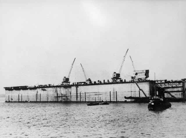 1 March 1941 worldwartwo.filminspector.com Singapore floating dry dock