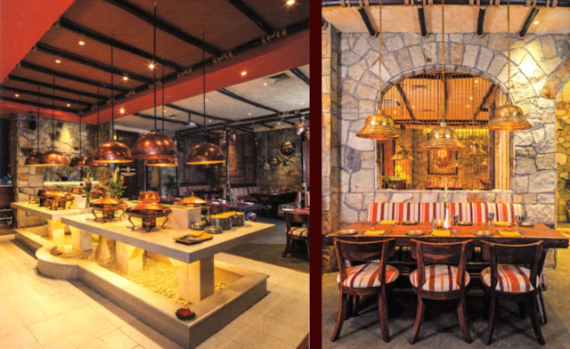 Dekorasi Restoran