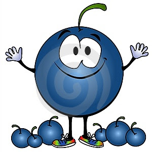The Healthy Press: Juice Blueberry