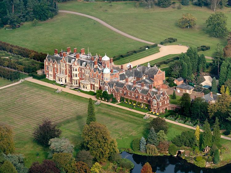 Sandringham Estate Main House