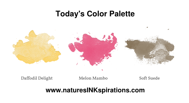 Today's Color Palette - June 25, 2020 | Nature's INKspirations by Angie McKenzie