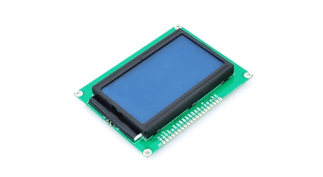 Display gráfico LCD 128x64 Arduino