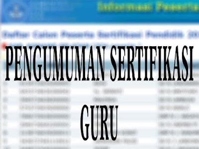 Image result for program sertifikasi guru