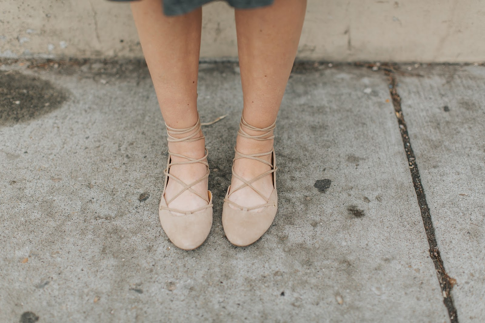 Lace Up Flats, 6PM, Spring Shoes