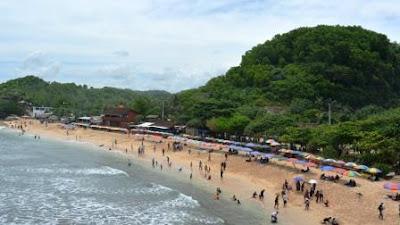 Destinasi Wisata Pantai Indrayanti, Yogyakakarta