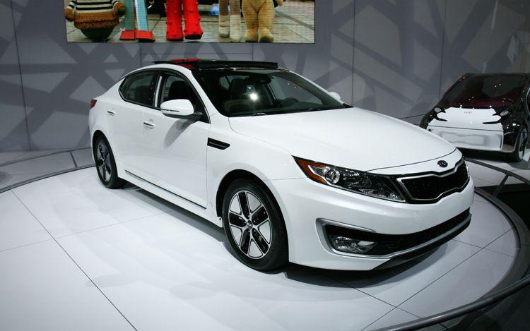 cars model 2012 2011 kia optima hybrid. Black Bedroom Furniture Sets. Home Design Ideas